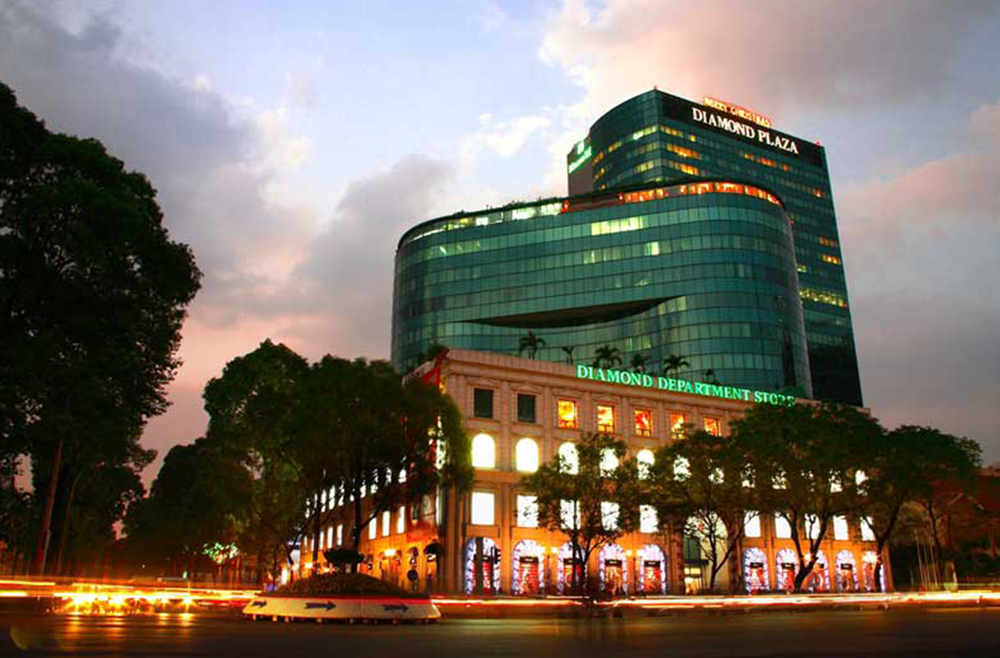 Trung Tâm Thương Mại Diamond Plaza