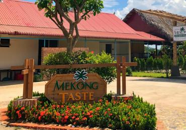 Khu Du Lịch Nghỉ Dưỡng – Ẩm Thực Mekong Taste